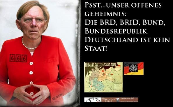 Unser Geheimnis - Die BRD ist kein Staat